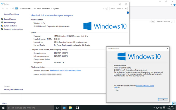 Windows 10 activator download